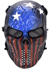 Captain America BB Mask